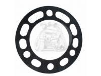 Проставка под литье пластина 6-139мм и 5-139мм - h6,5mm (1шт) черная TRV-9