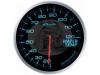 Датчик температуры охлаждающей жидкости 60 мм, синяя подсветка (выносной) 02bl