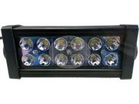 Фара светодиодная CH008 36W 12 диодов по 3W