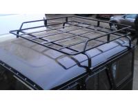 Багажник на УАЗ Хантер Хантер (4 опоры) с задним бортом