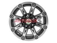 Диск колесный литой УАЗ серебристый 5x139,7 8xR15 d110 ET-20