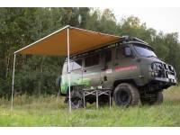 Маркиза автомобильная РИФ 2,5х2 м